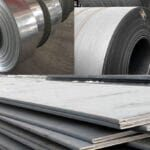 Steel plates, Sheets and Coils Manufacturer stockist and supplier