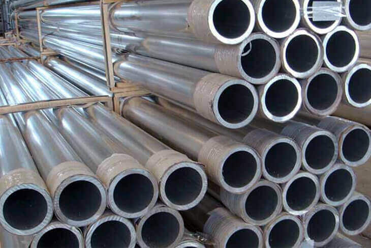 Alloy 20 Pipes and tubes Ltd. Manufacturer and supplier