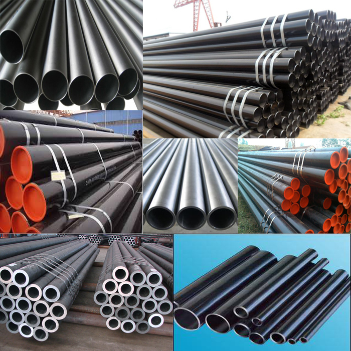 Carbon Steel Pipes, Tubes and Fittings Manufacturer