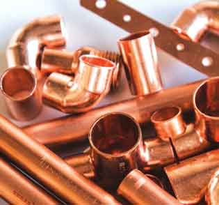 Copper Nickel Pipes, Tubes and Fittings Manufacturer