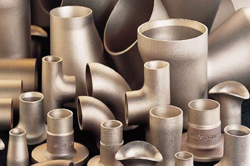 Nickel Pipes, Tubes and Fittings Manufacturer