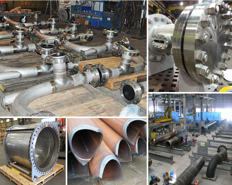 Pipe Spool Manufacturer and exporter