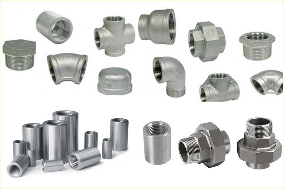 Threaded Fittings manufacture