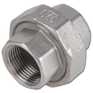 Threaded Union manufacture